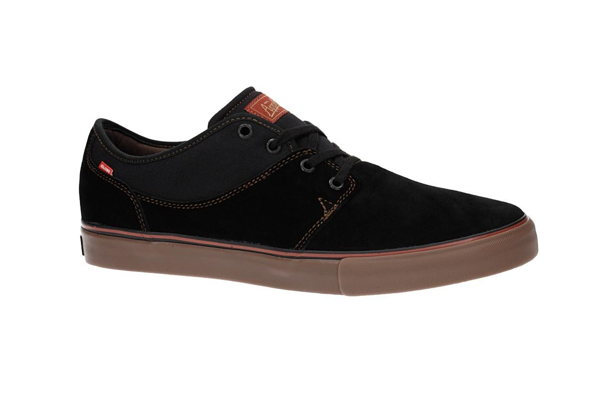 Globe Mahalo Shoes  (black tobacco)