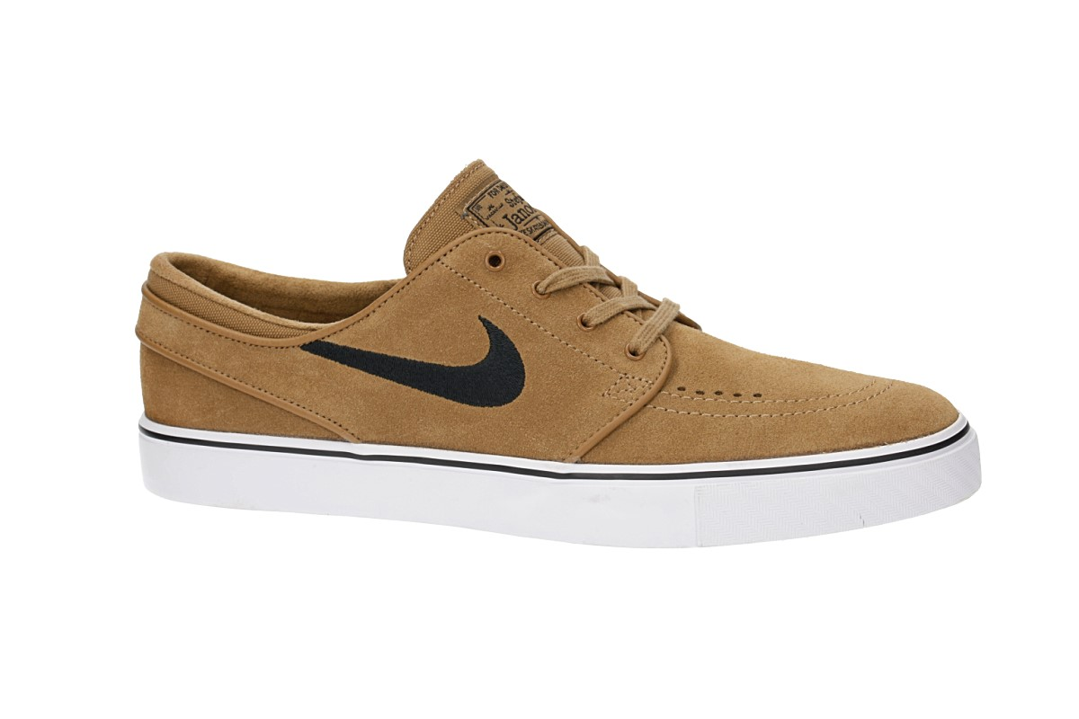 Nike SB Zoom Stefan Janoski Schuh  (golden beige)