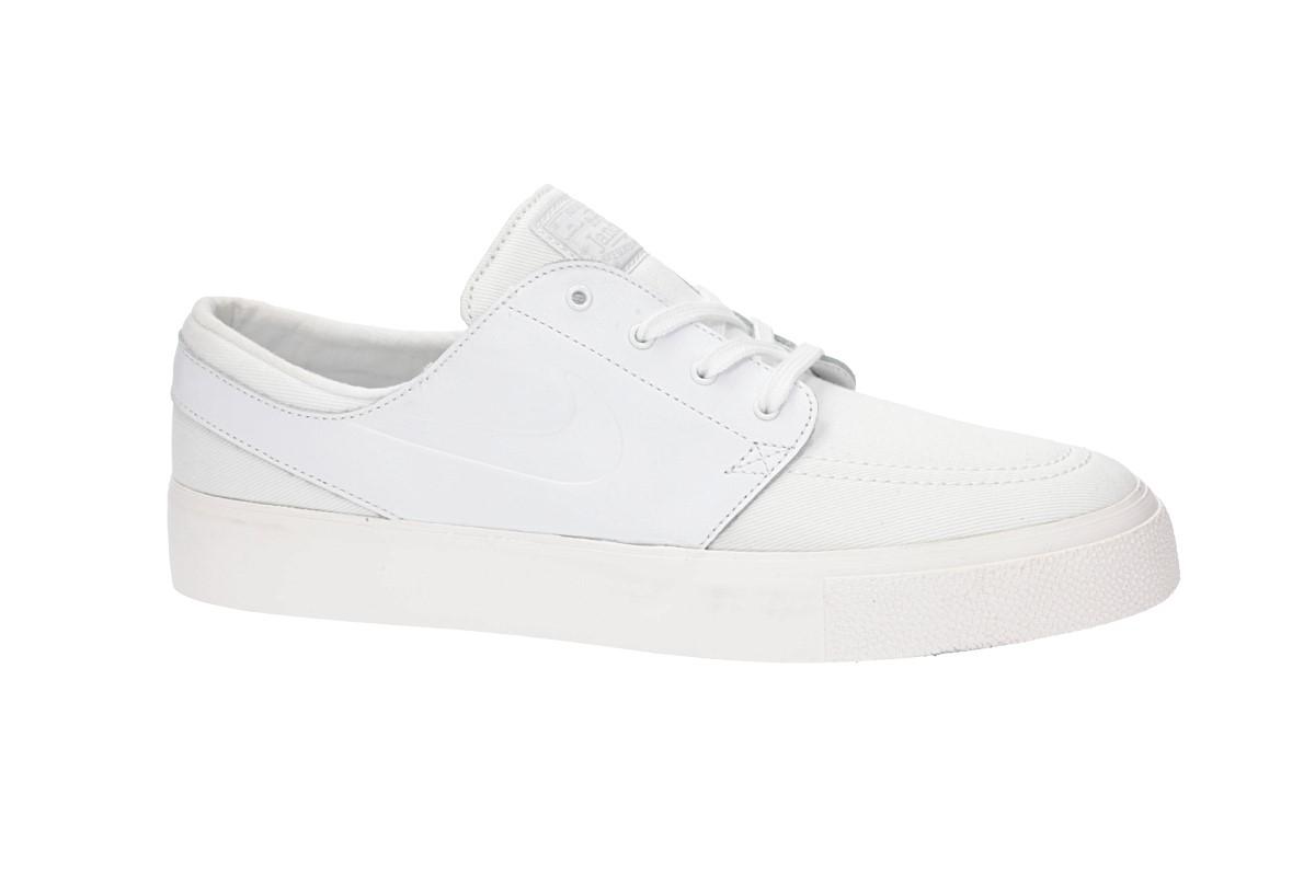 Nike SB Zoom Stefan Janoski Elite HT Chaussure (white white)