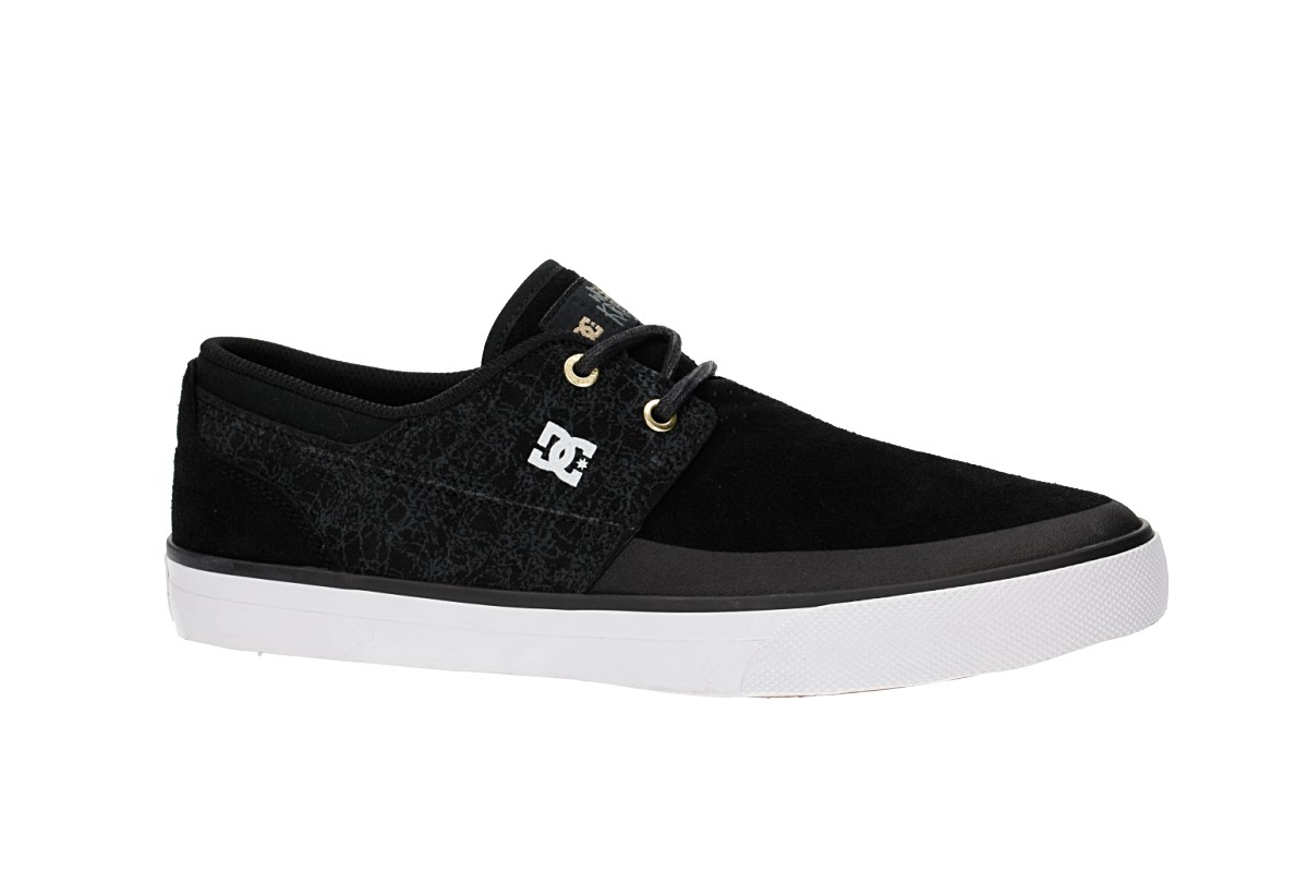 DC x Sk8Mafia Wes Kremer 2 Shoes (black white black)