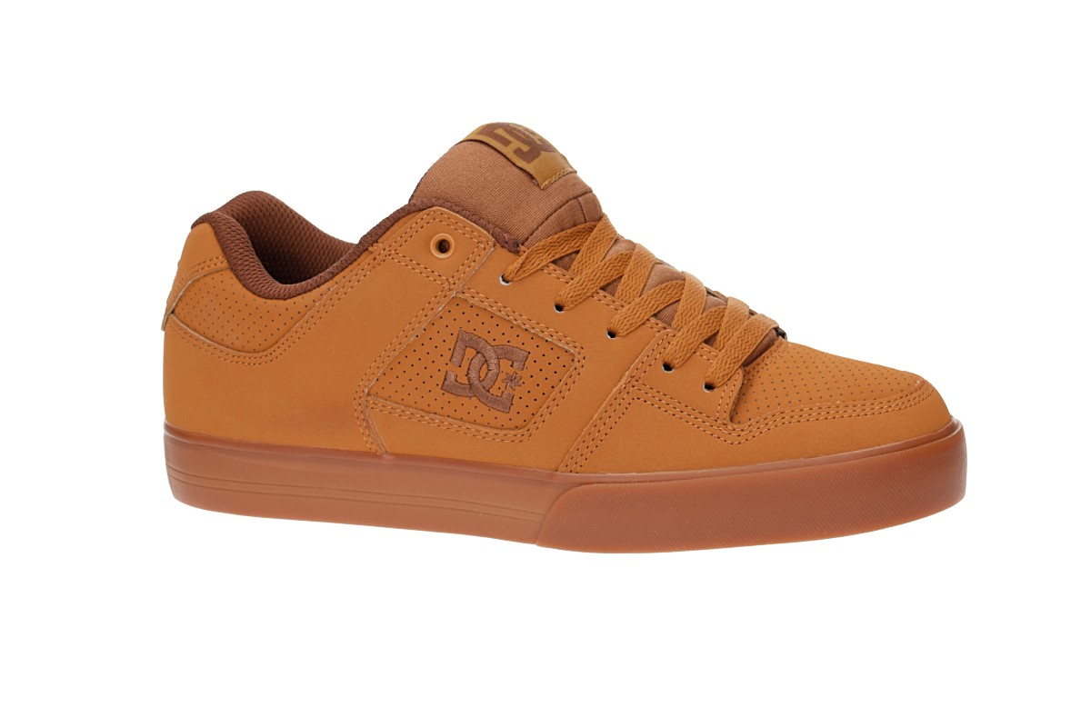 DC Pure Zapatilla (wheat dark chocolate)