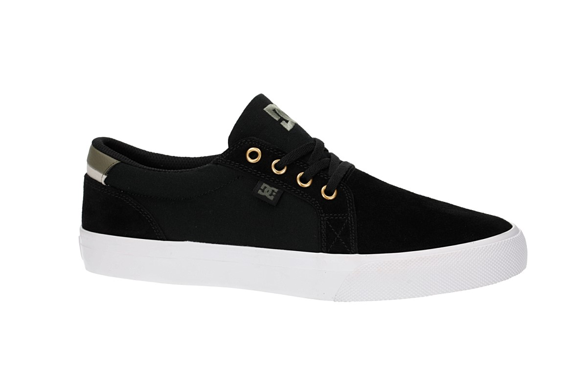 DC Council SD Schuh (black military)