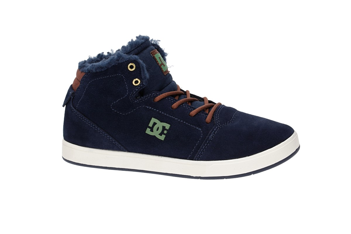 DC Crisis High WNT Schuh kids (dark navy)