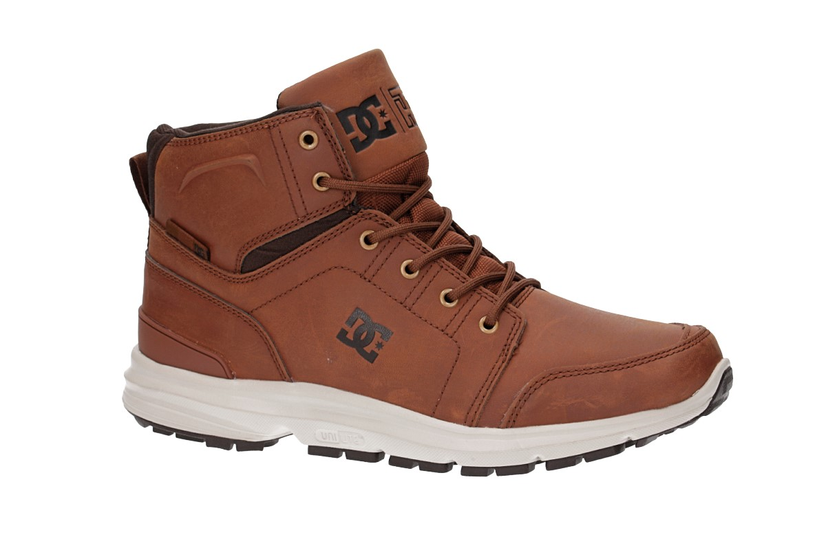 DC Torstein Schuh (brown dark chocolate)