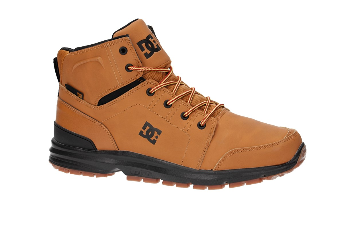 DC Torstein Shoes (wheat dark chocolate)