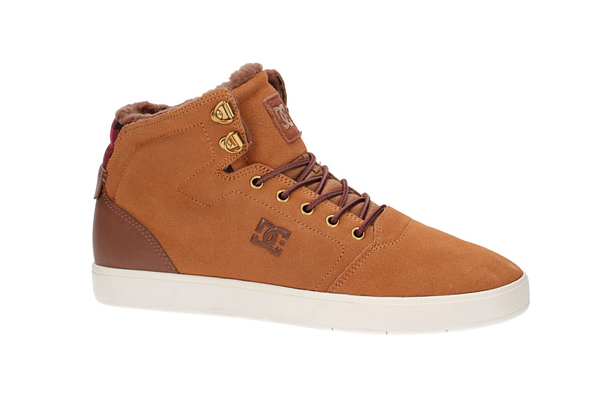 DC Crisis High WNT Schuh  (wheat dark chocolate)