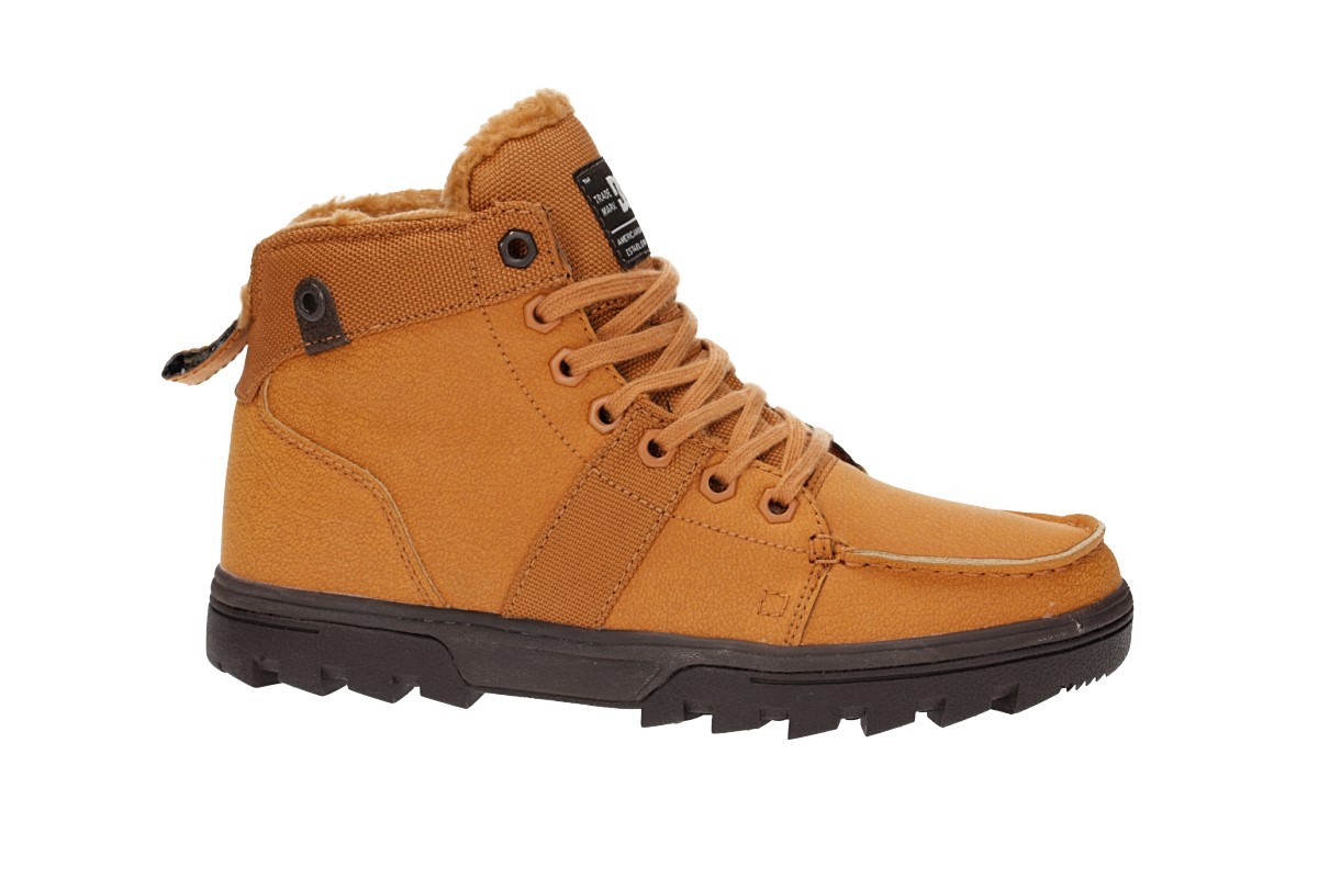 DC Woodland Zapatilla women (wheat)