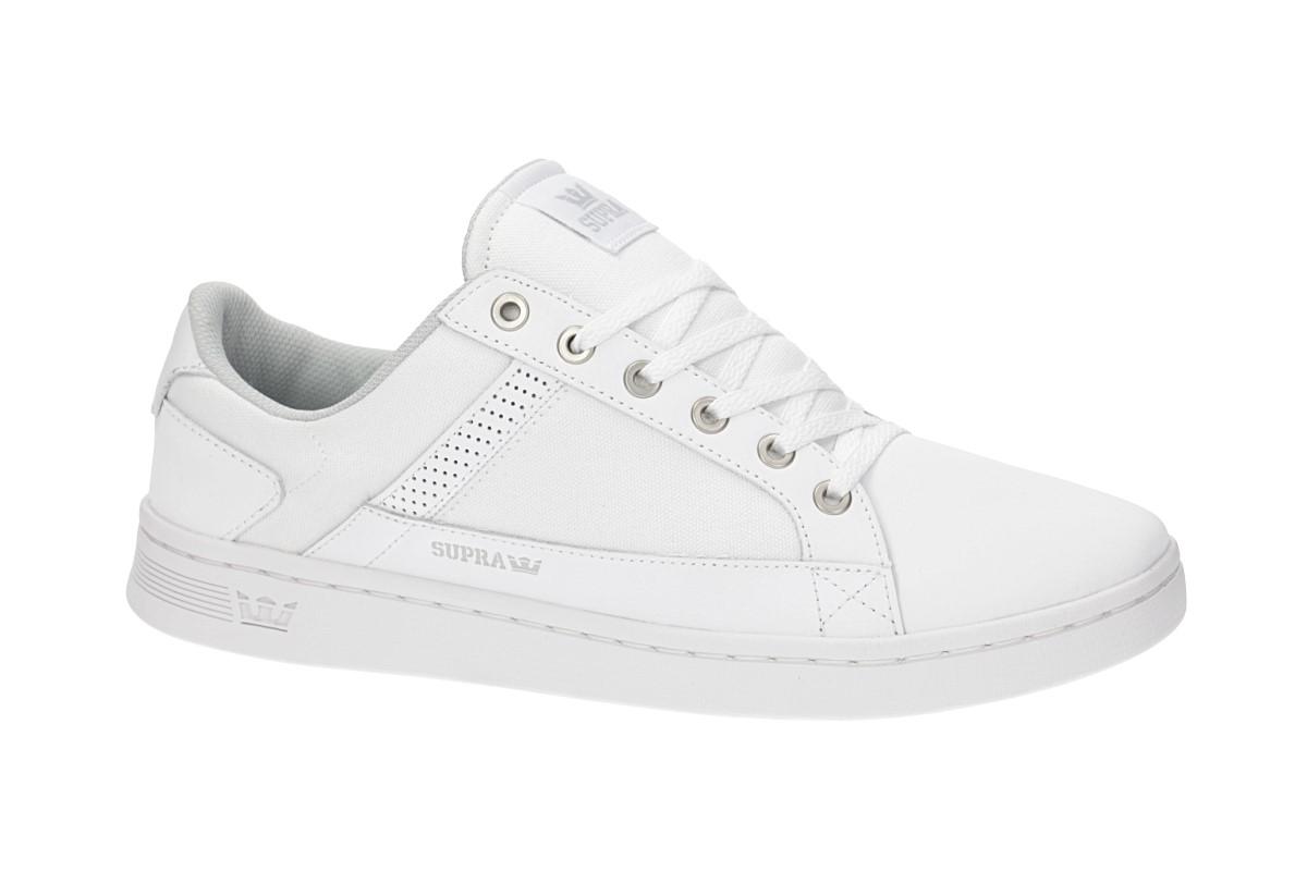 37aeed910b65 Supra Westlake Shoes (white white) buy at skatedeluxe