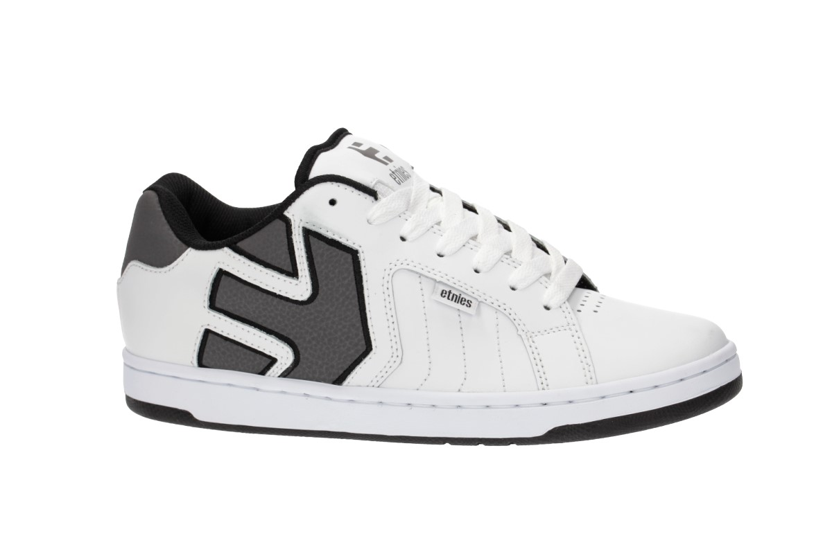 Etnies Fader 2 Shoes (white grey black)