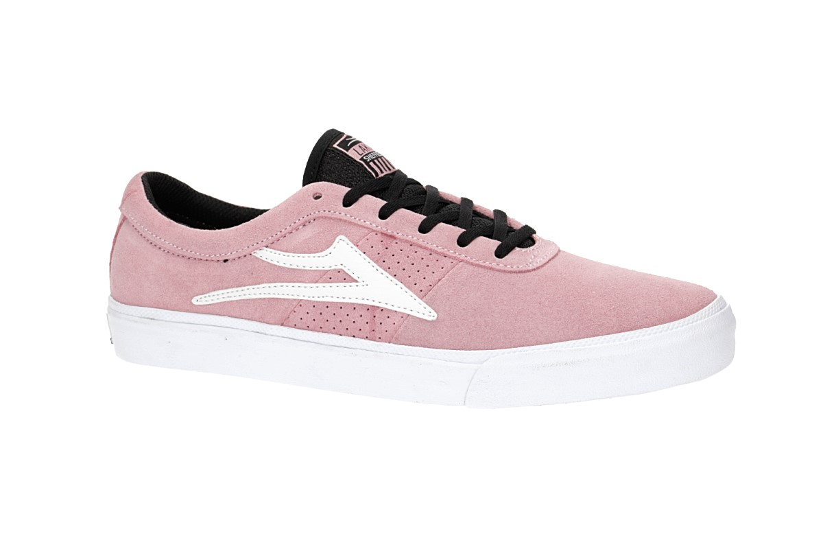 Lakai Sheffield Suede Chaussure (pink)