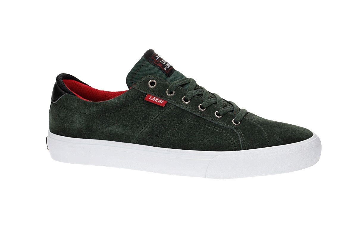 Lakai Flaco Suede Chaussure (forrest)
