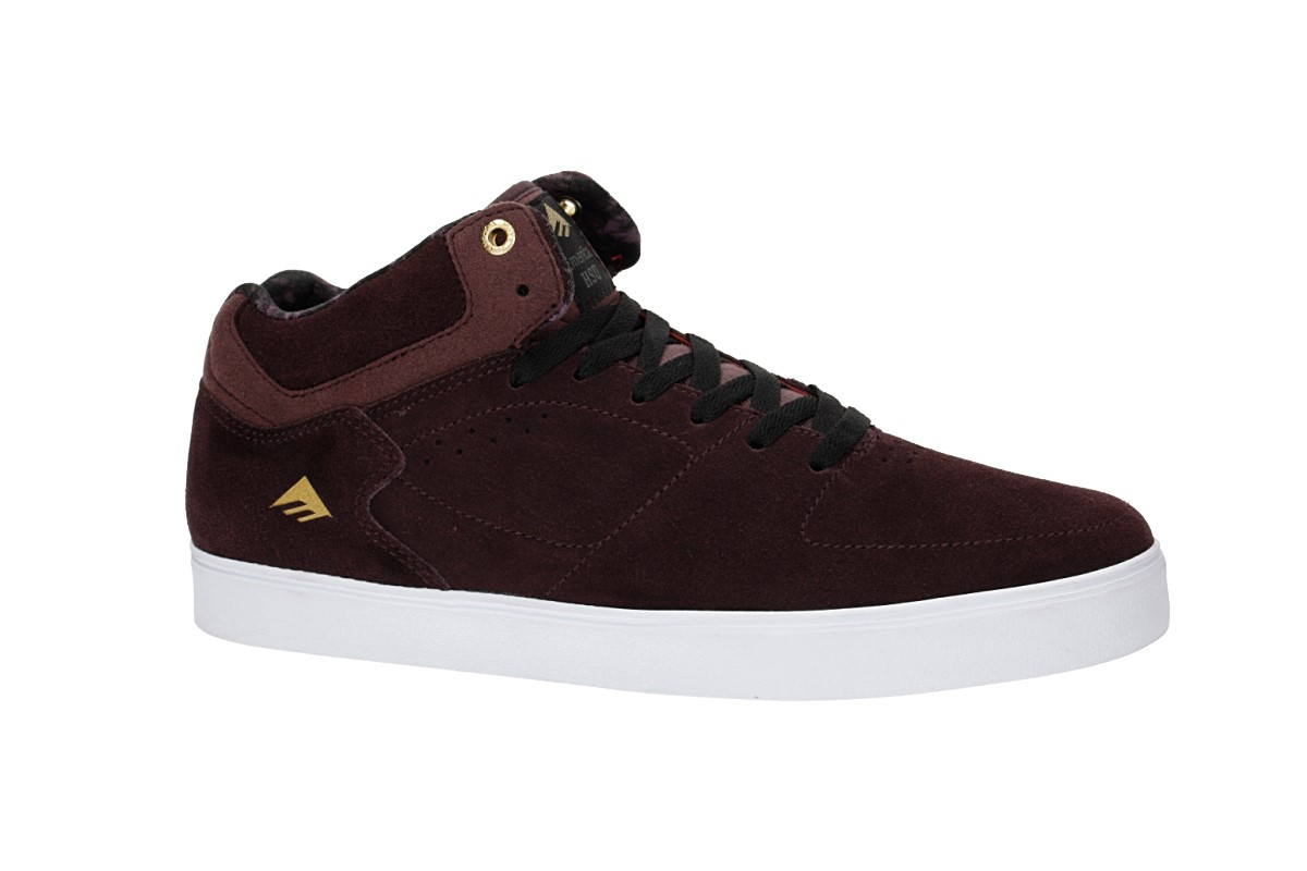 Emerica The Hsu G6 Dark Brown 43 EU (10 US / 9 UK) usL4PBxB5p