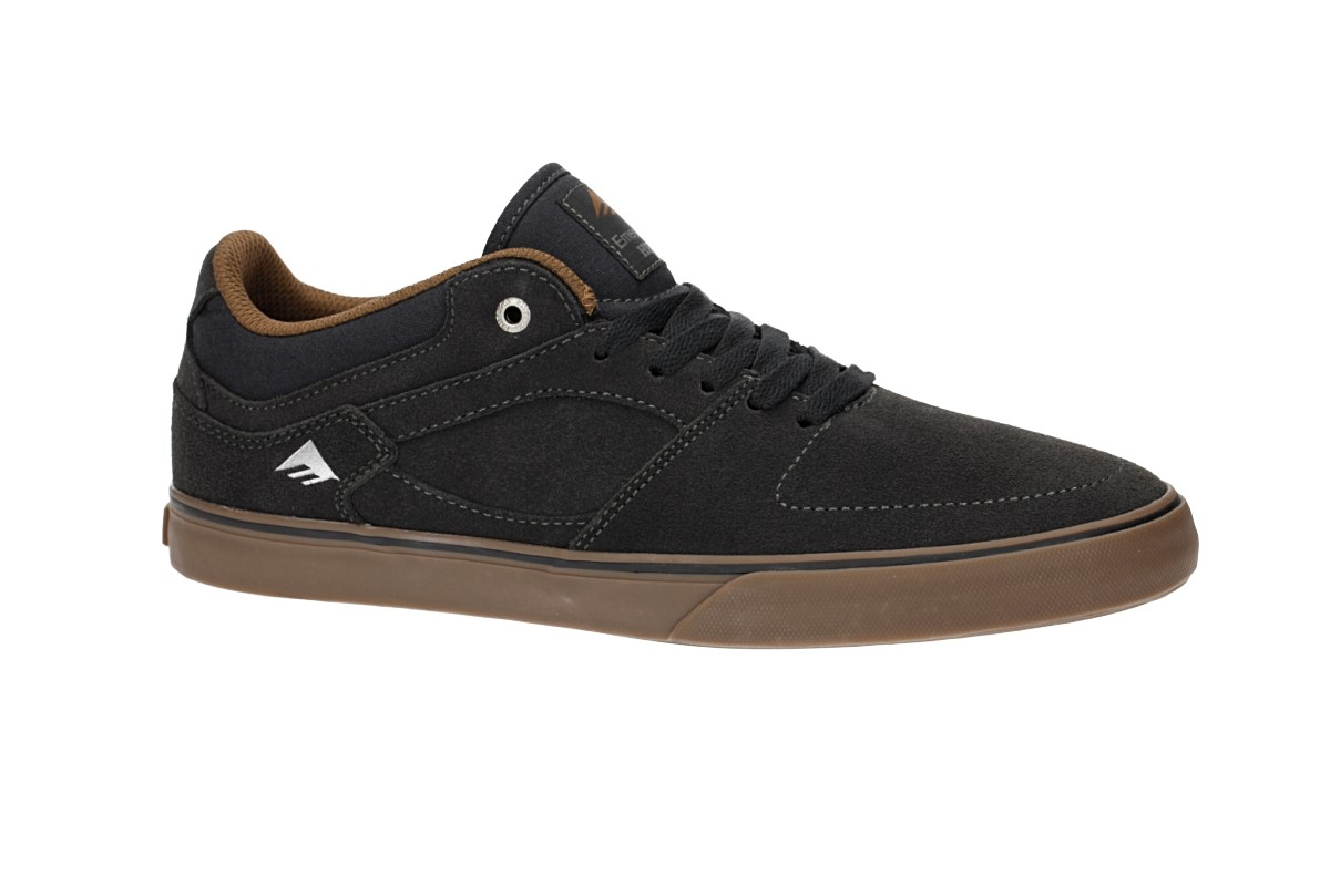 Emerica The HSU Low Vulc Schuh  (dark grey)