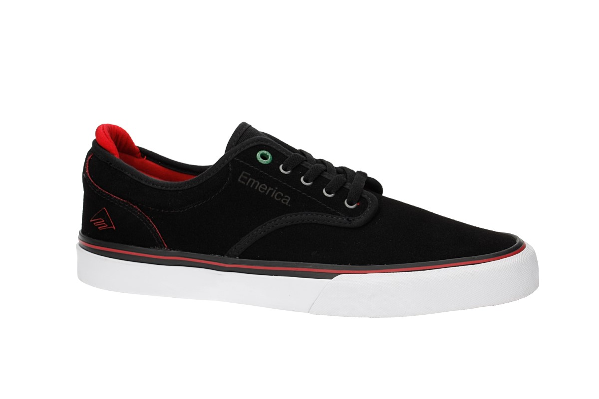 Emerica x Sriracha Wino G6 Zapatilla (black red)