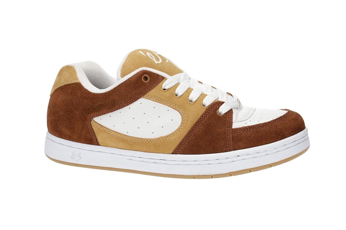 éS Accel OG Schuh  (brown tan white)