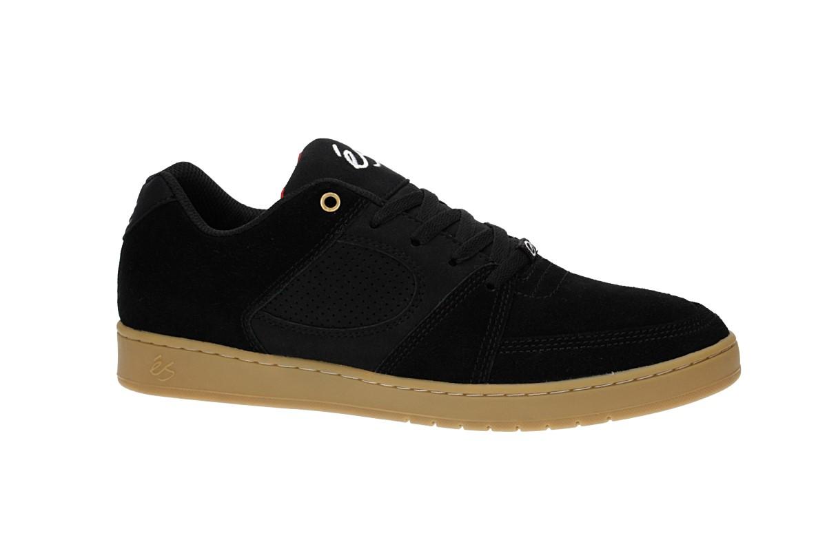 éS Accel Slim Chaussure  (black gum)