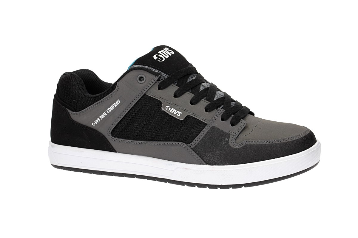 DVS Portal Shoes (charcoal black)