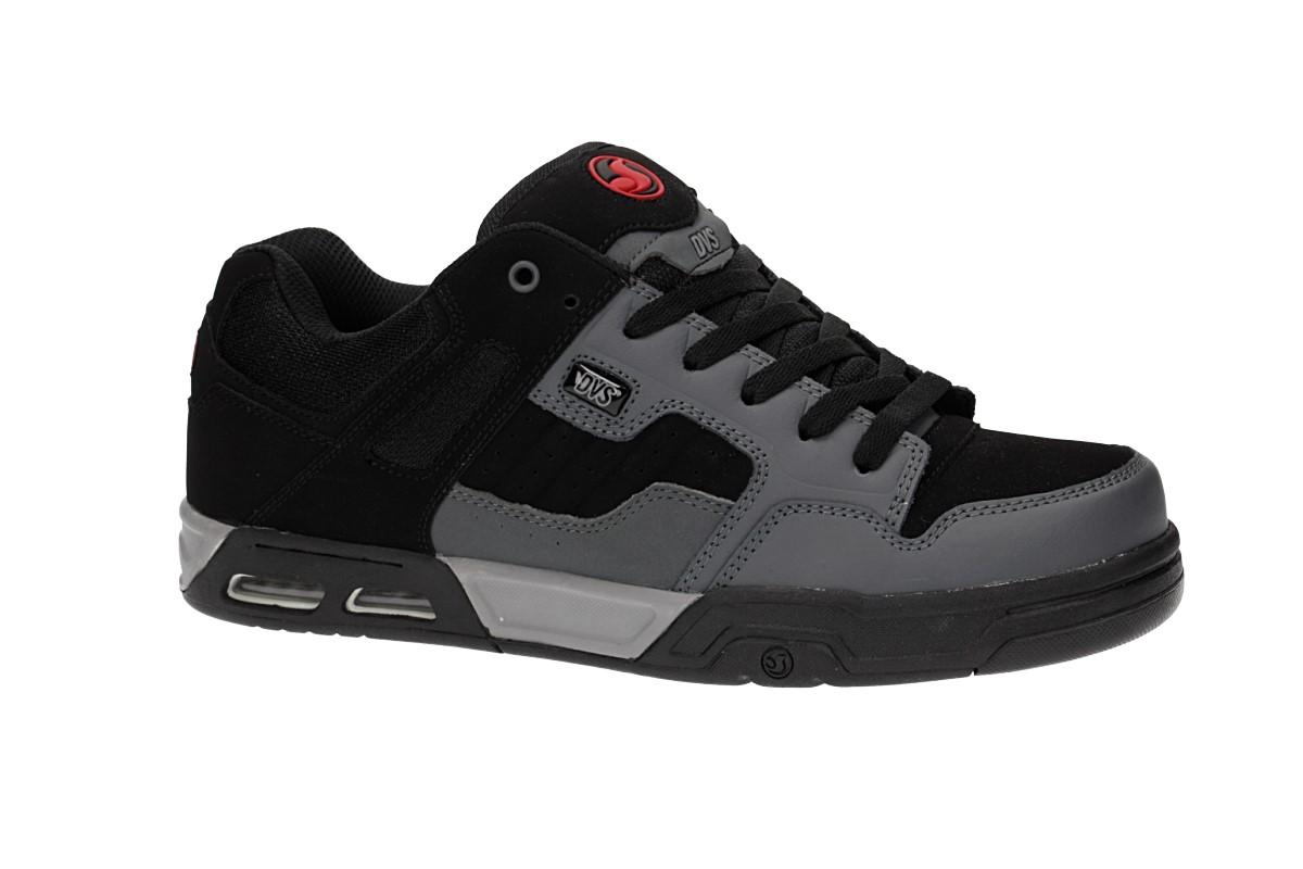 DVS Enduro Heir Nubuck Shoes (charcoal black)