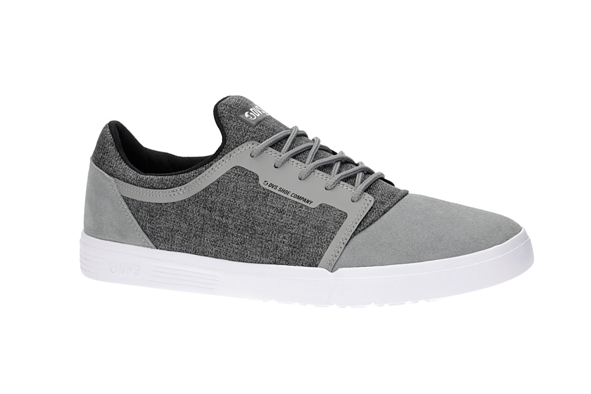 DVS Stratos LT Suede Shoes (grey)