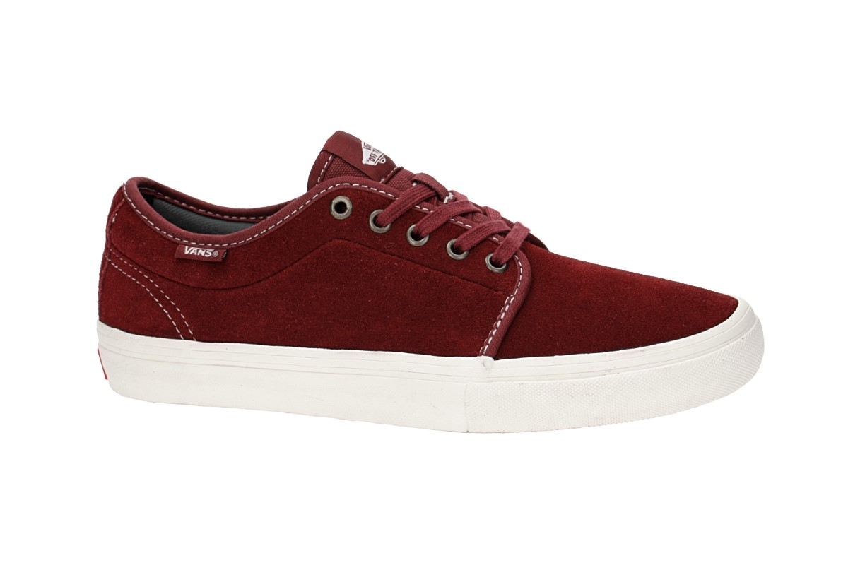 Vans Chukka Low Pro Shoes (madder brown marshmallow) buy at skatedeluxe f5c9d2c88