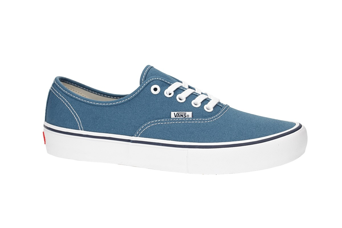 e10a3a9e9017f1 Vans Authentic Pro Shoes (stv navy white) buy at skatedeluxe