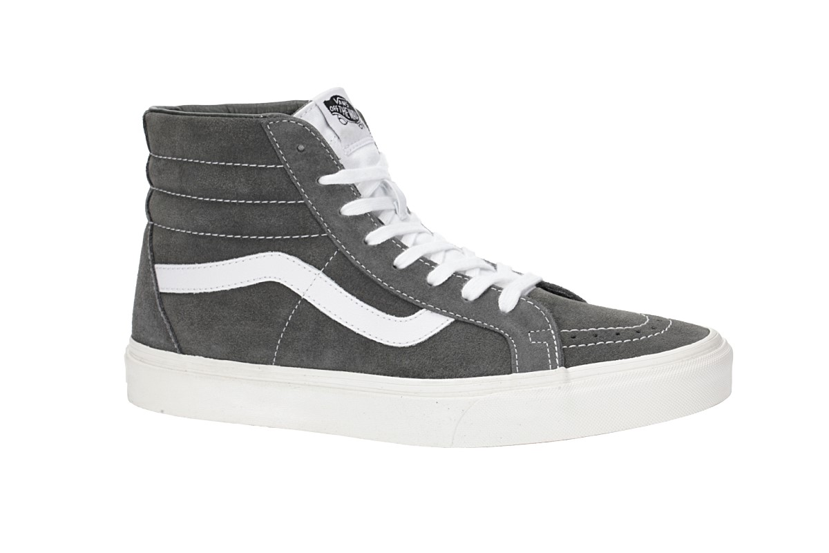 Vans Sk8-Hi Reissue Shoes (gunmetal)