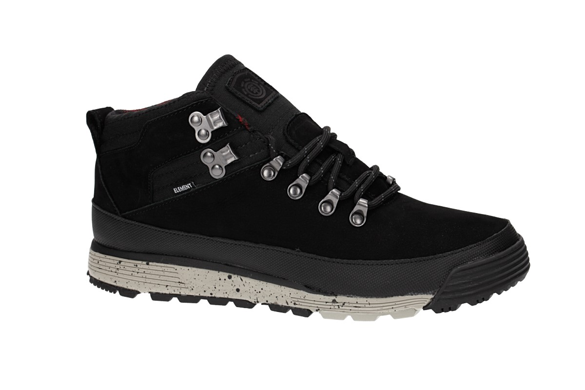 Element Donnelly Shoes (black grey)