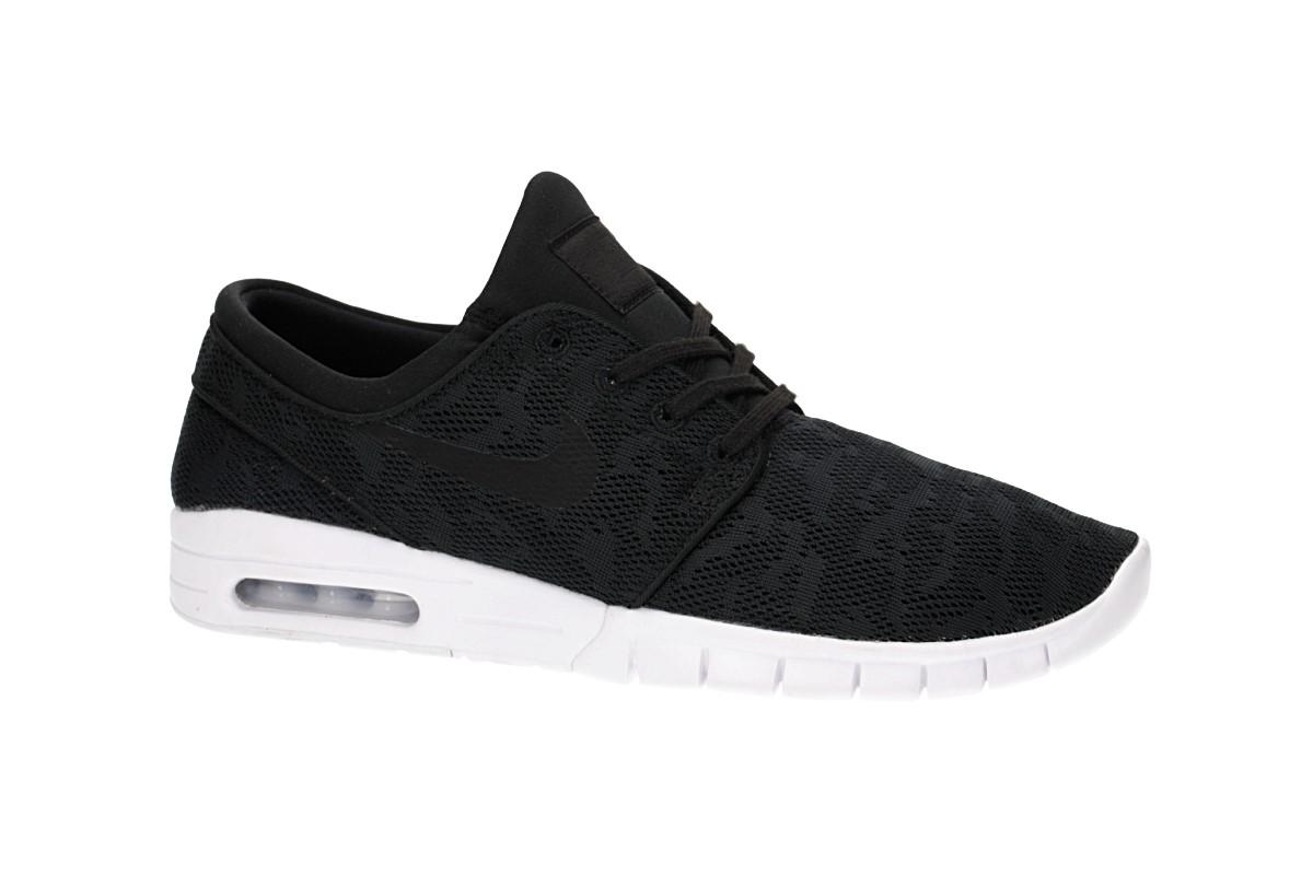 Nike SB Stefan Janoski Max Schoen (black black white)