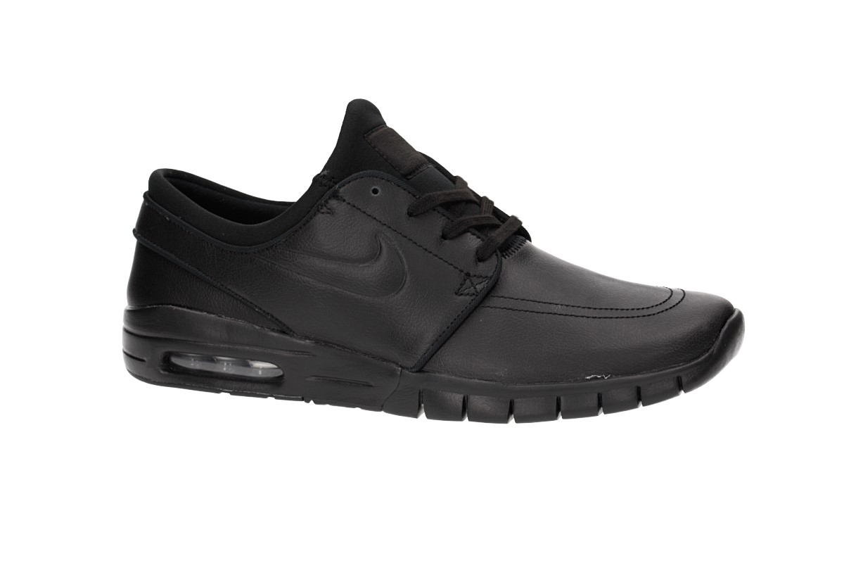 39206f1948 Click to zoom. Nike SB Stefan Janoski Max L Shoes (black black metallic  pewter)
