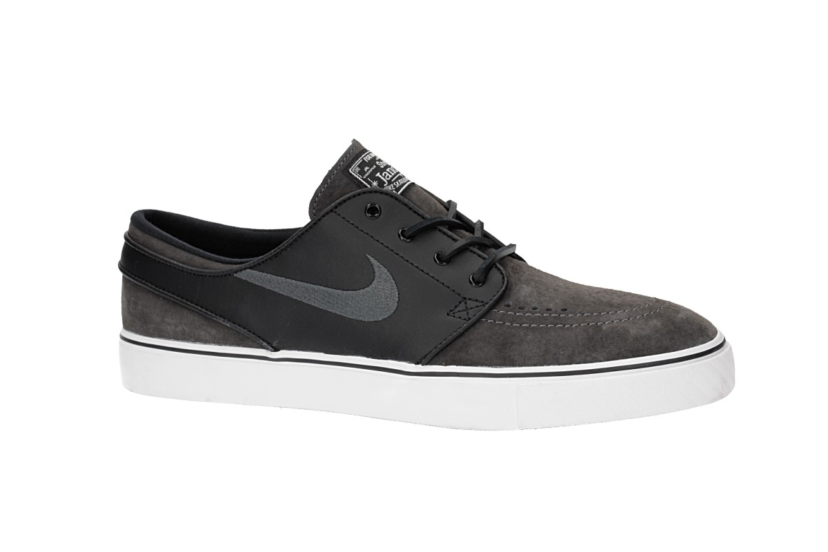 Nike SB Zoom Stefan Janoski OG Shoes (midnight fog black)