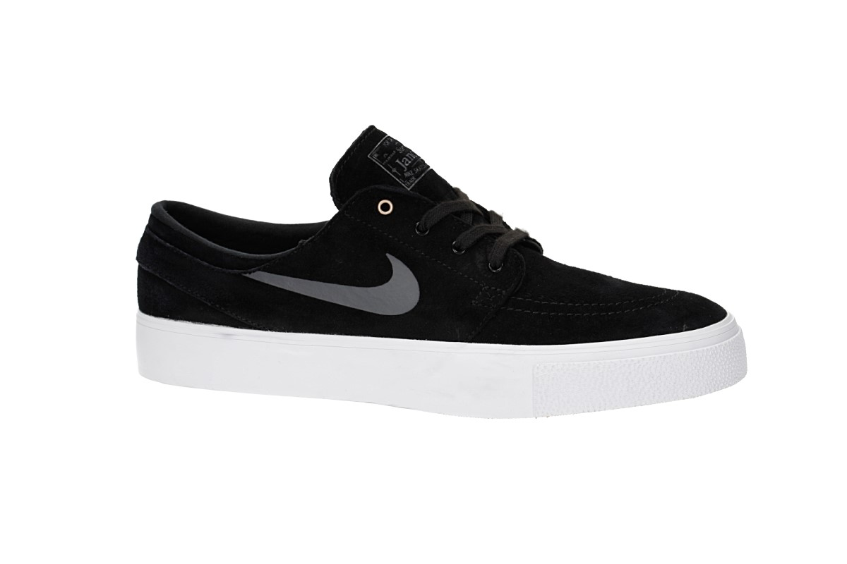 Nike SB Zoom Stefan Janoski Premium HT Shoes (black dark grey)