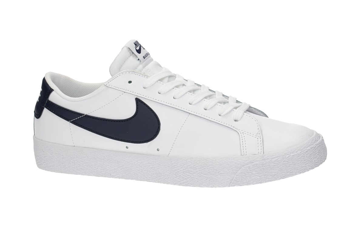 Nike SB Zoom Blazer Low Chaussure (white obsidian)