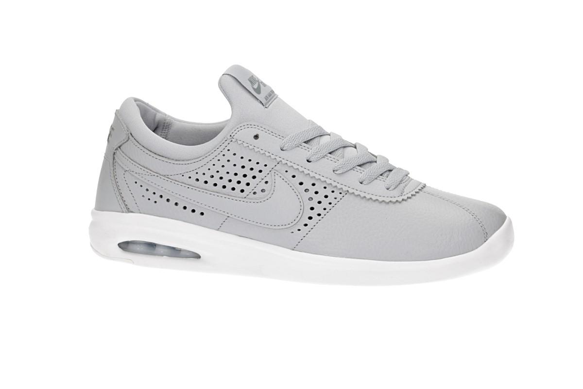 Nike SB Air Max Bruin Vapor Leather Chaussure (wolf grey)
