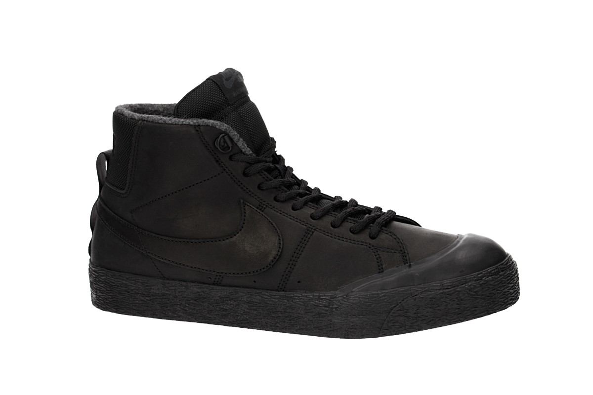 Nike SB Zoom Blazer Mid XT Bota Zapatilla (black black anthracite)