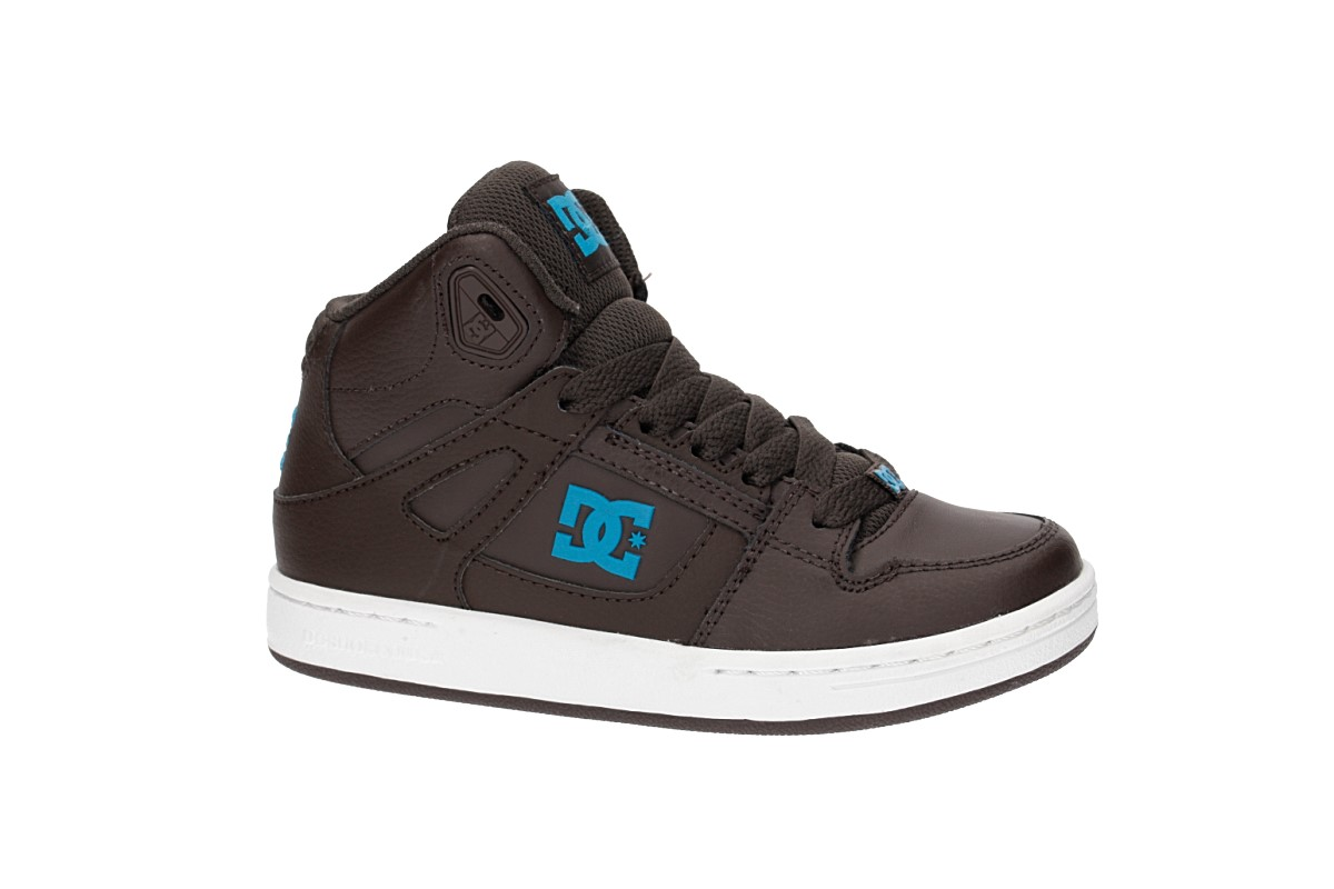 DC Rebound Schoen kids (brown)