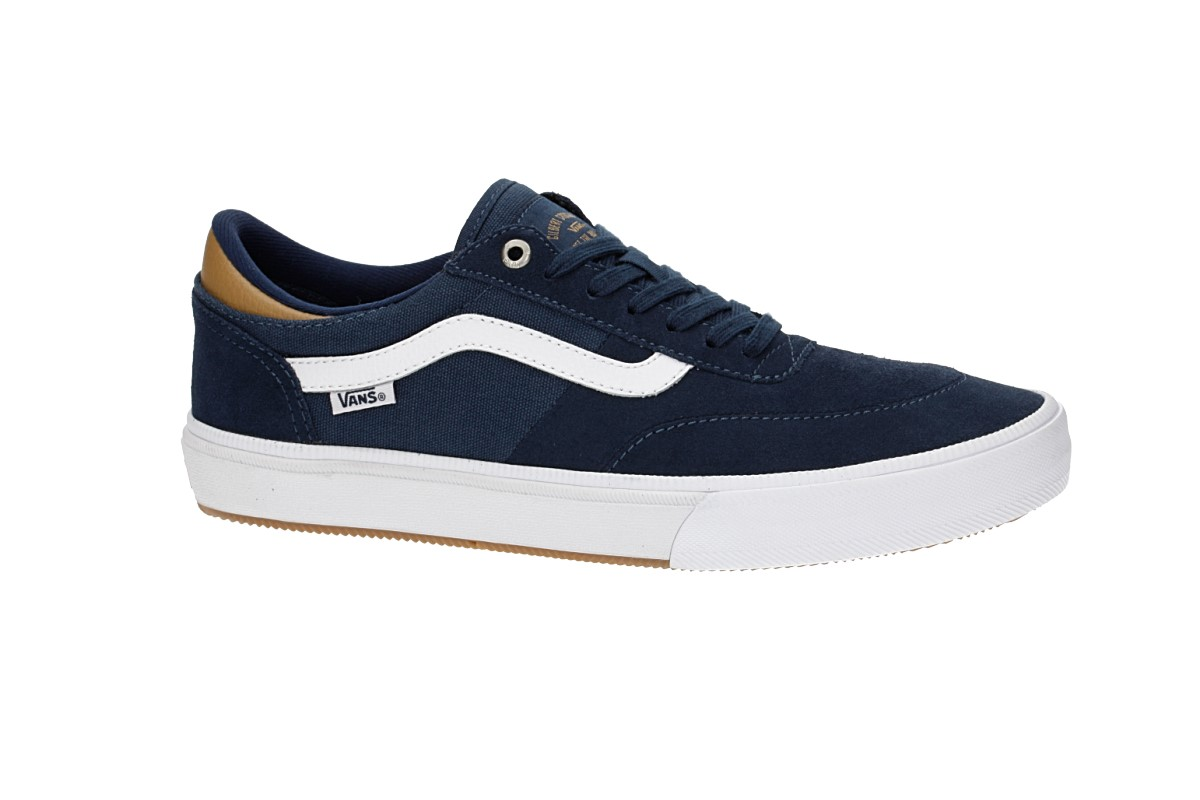 Vans Gilbert Crockett Pro 2 Shoes (dress blues medal bronze white)