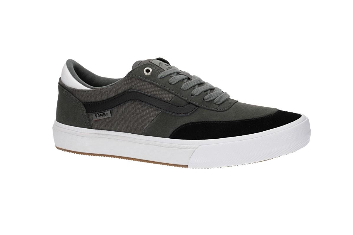 Vans Gilbert Crockett Pro 2 Shoes (gunmetal black white)