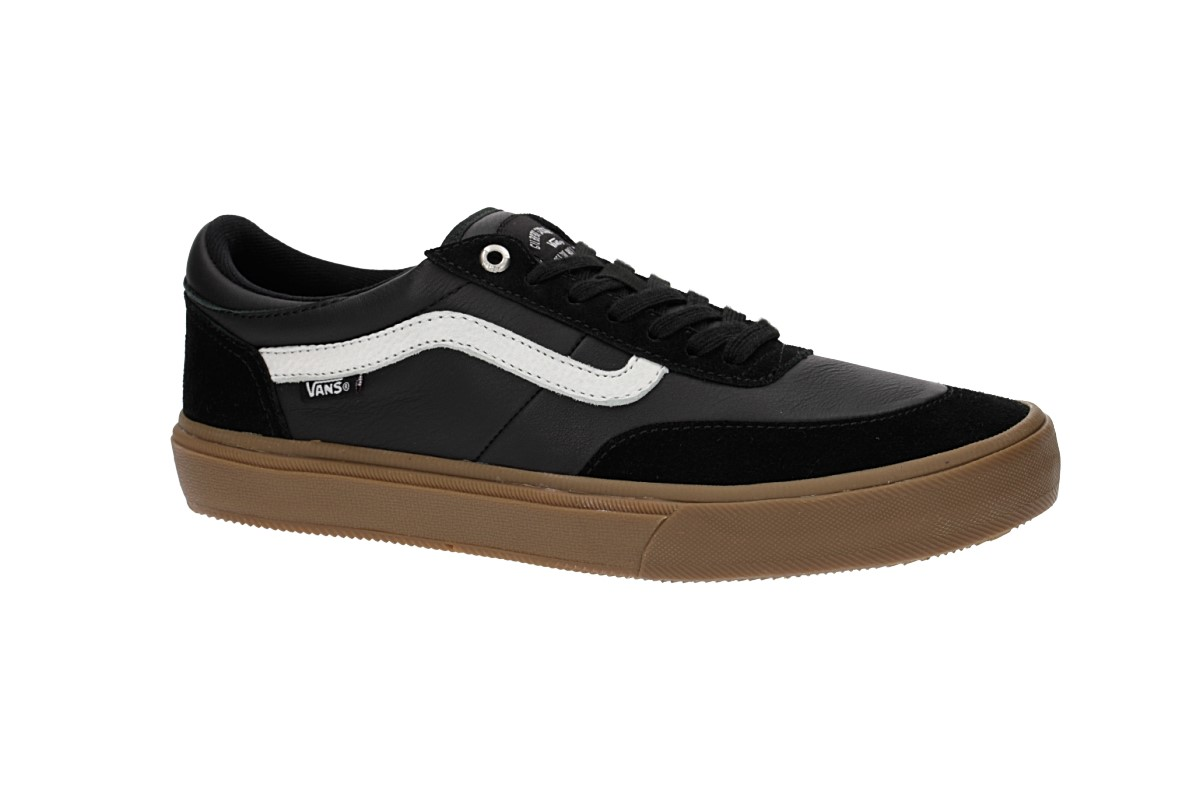 9eff8c34ad Vans Gilbert Crockett Pro 2 Shoes (black white gum) buy at skatedeluxe