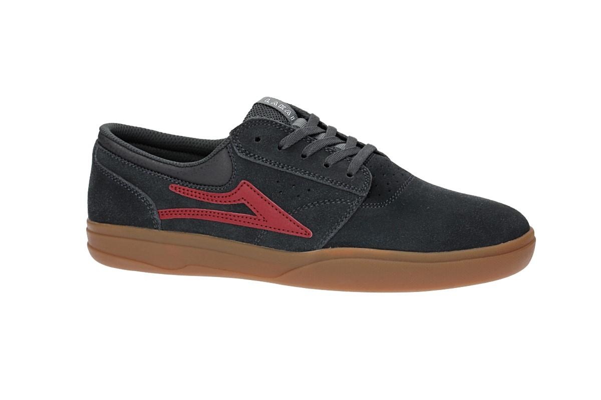 Lakai Griffin XLK Suede Chaussure (charcoal)