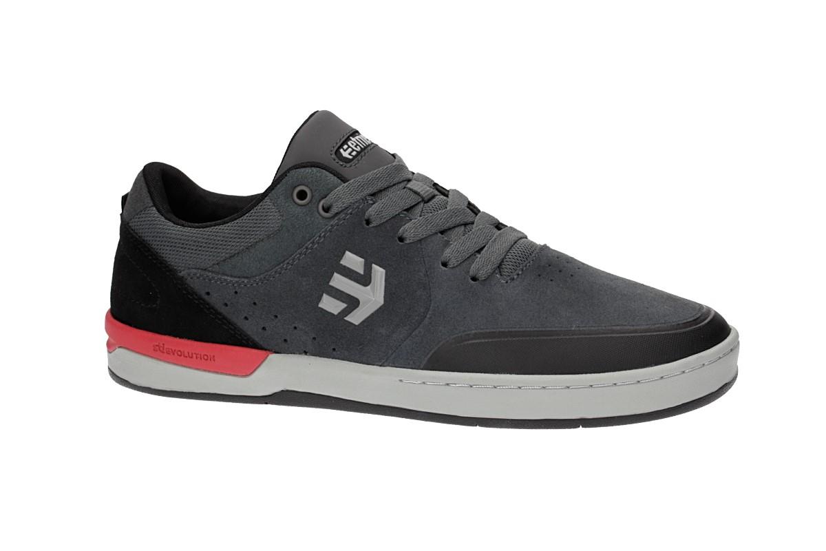 Etnies Marana XT Shoes (dark grey black red)