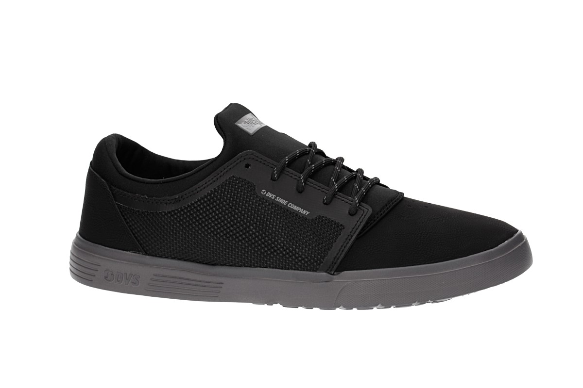 DVS Stratos LT Shoes (black cordura grainy)