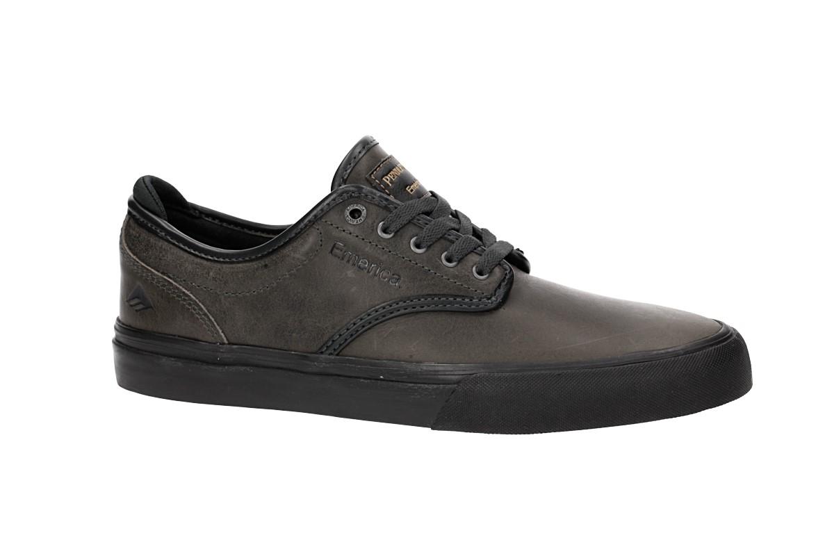 Emerica x Pendleton Wino G6 Shoes (dark grey black)