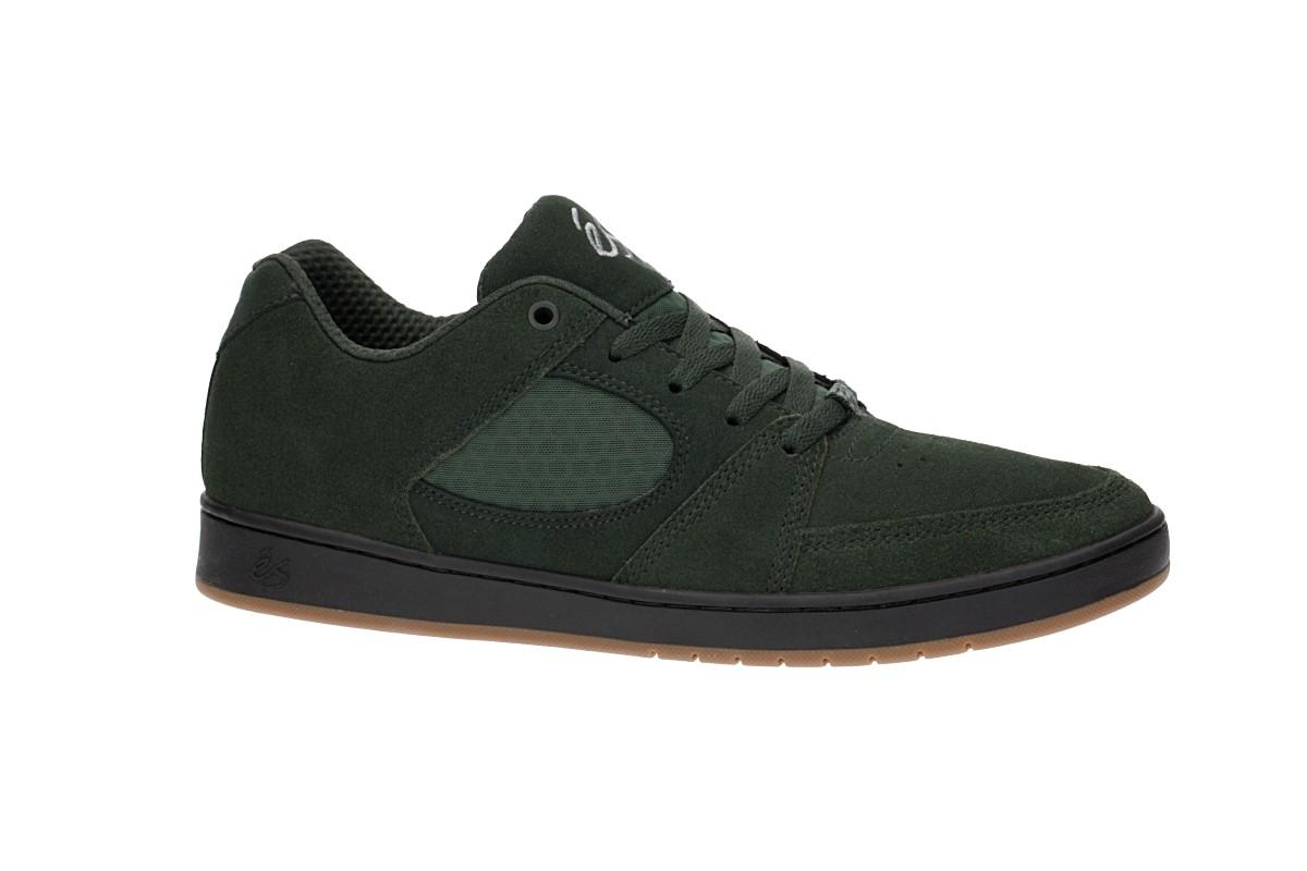78ca4ba99ad288 éS Accel Slim Shoes (hunter green) buy at skatedeluxe