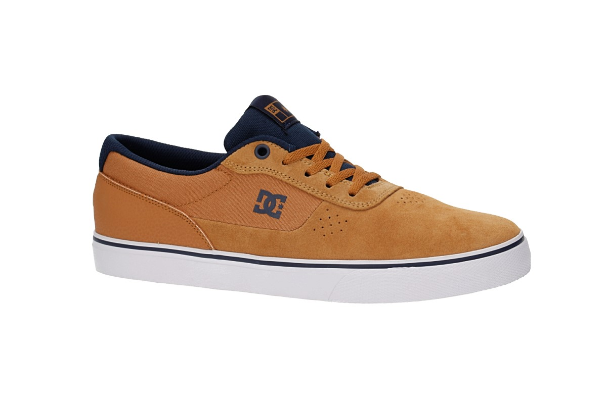 DC Switch S Shoes (tan)