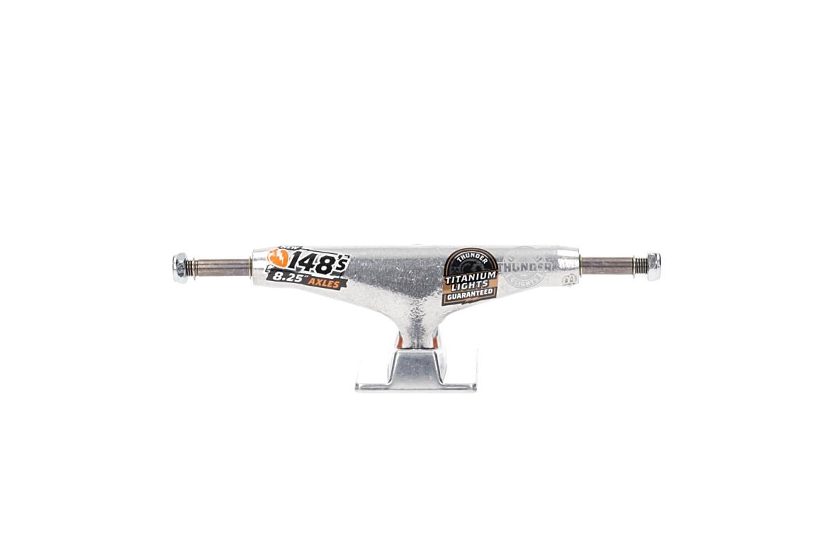 Thunder 148 High Titanium Achse (polished)