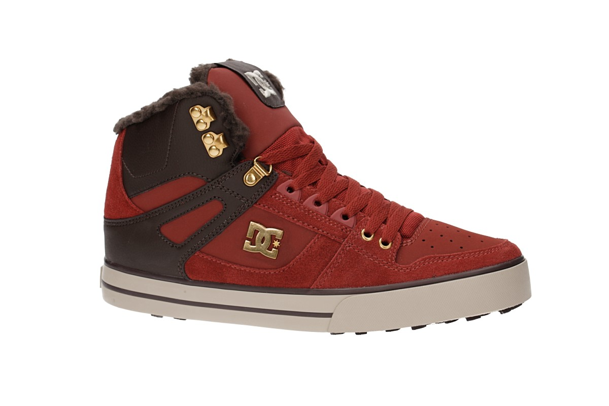 DC Spartan High WC WNT Schoen (coffee)