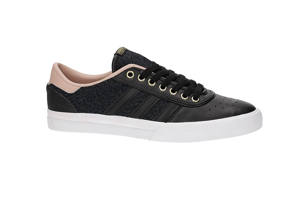 adidas Skateboarding Lucas Premiere Shoes (core black asphalte gold)