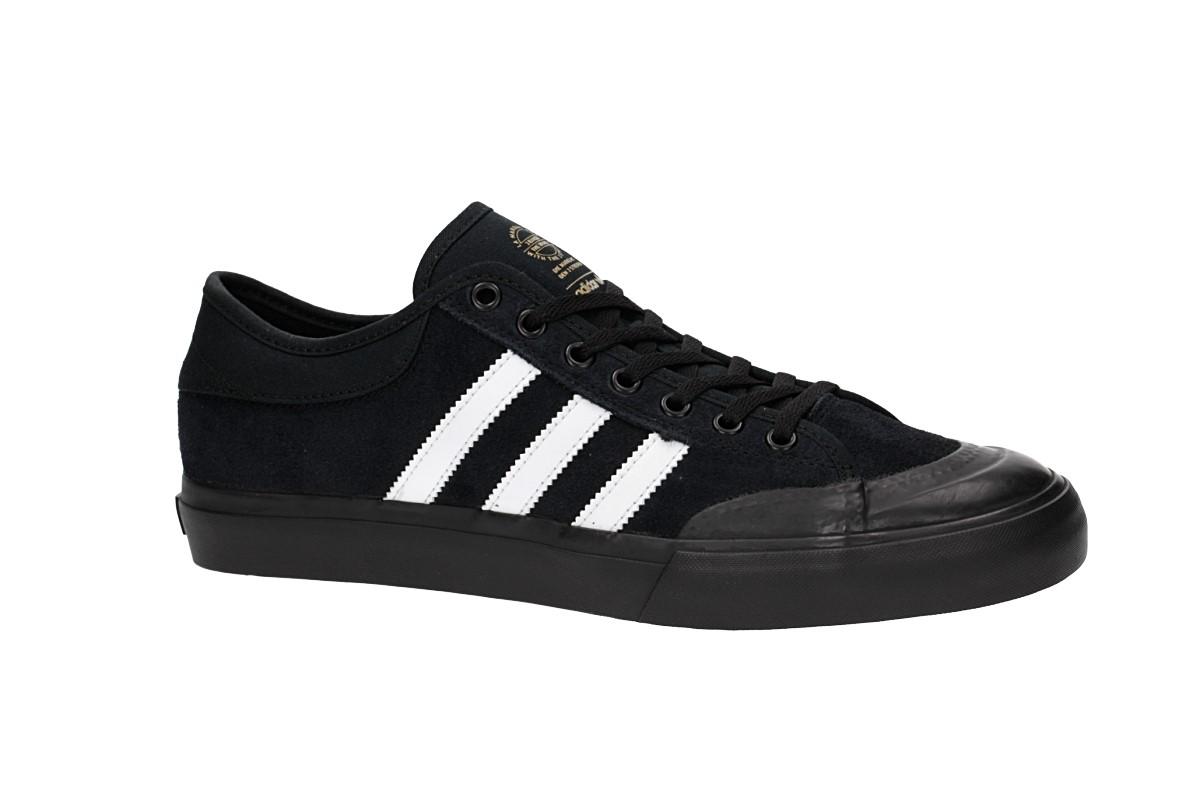 adidas Skateboarding Matchcourt Shoes (core black white gum)