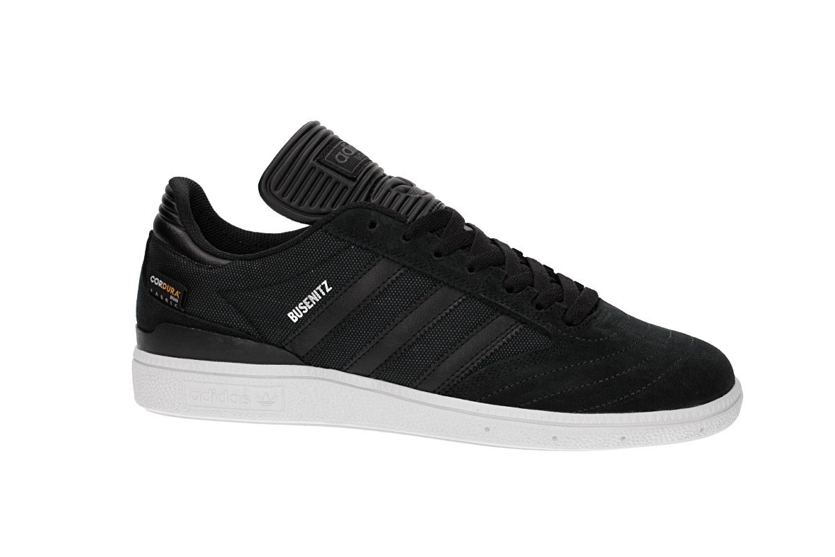 adidas Skateboarding Busenitz CORDURA® Shoes (core black black white)