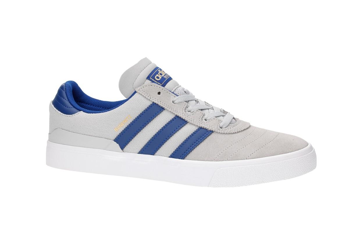adidas Skateboarding Busenitz Vulc Schuh (grey core royal white)